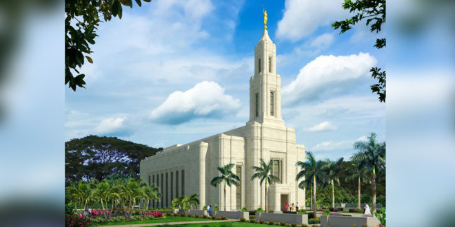 Construction of Urdaneta Philippines Temple Will Begin in January 2019