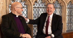 Elder Jeffrey R. Holland Discusses Theology at Oxford