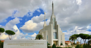 Rome Italy Temple Dedication Dates Changed