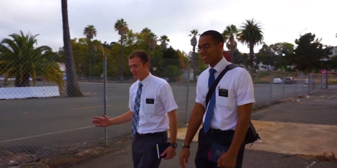 This Powerful Video Highlights The Purpose of Missionaries