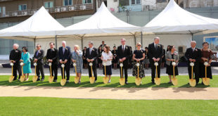 Groundbreaking Held for Bangkok Thailand Temple