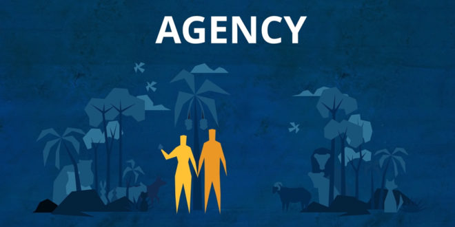 The Gift of Personal Agency | 12 March 2019