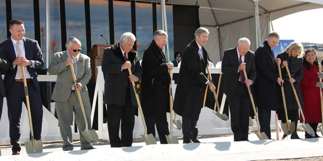 Groundbreaking Held for Pocatello Idaho Temple