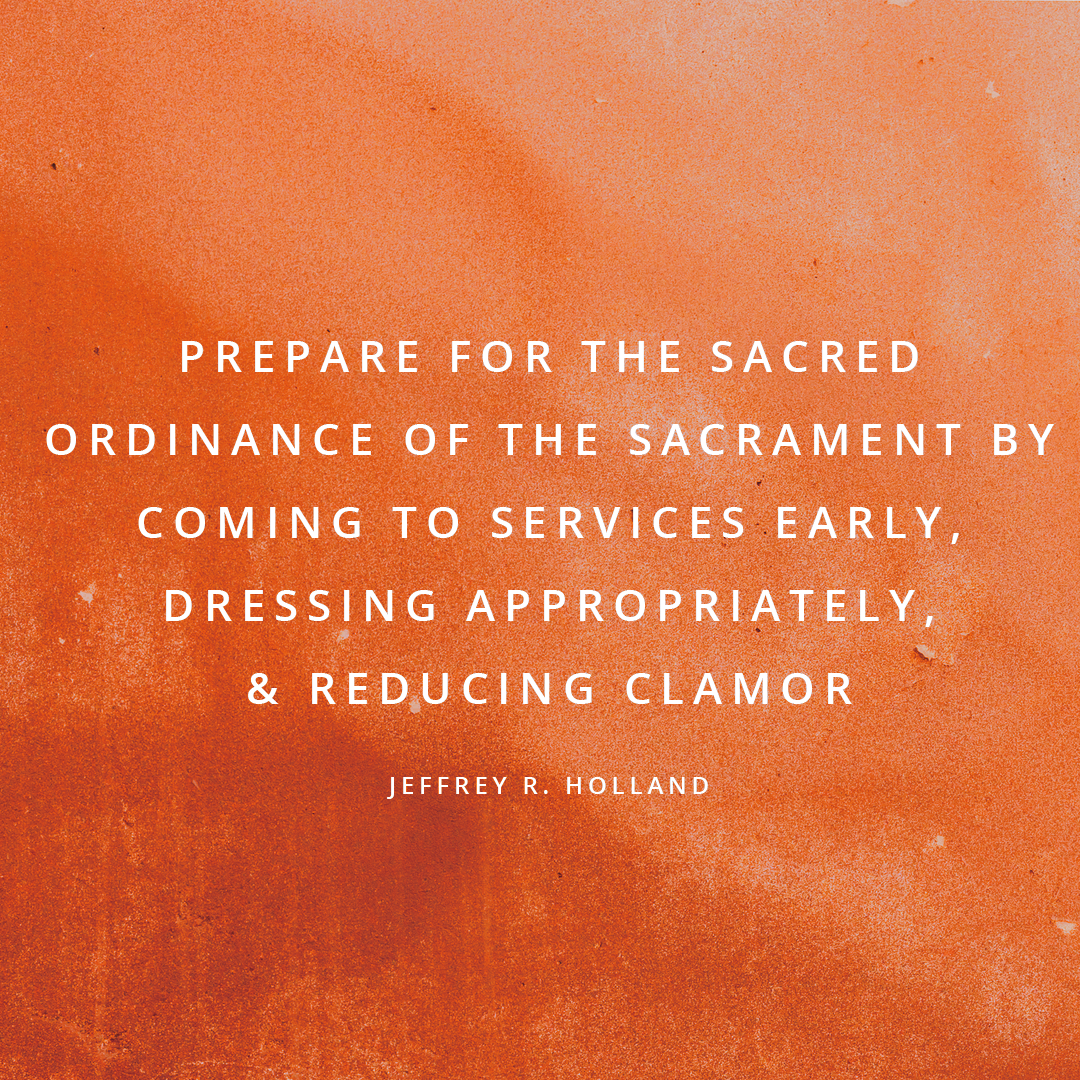 Here's One Invitation to Act from Every General Conference Talk - Jeffrey R. Holland