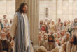Christ Teaches in Jerusalem | 16 April 2019