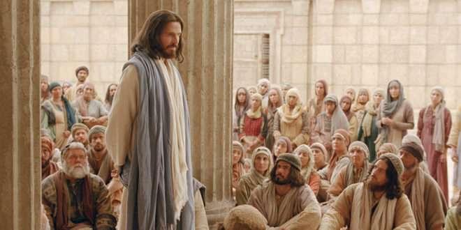 Christ Teaches in Jerusalem | 16 April 2019