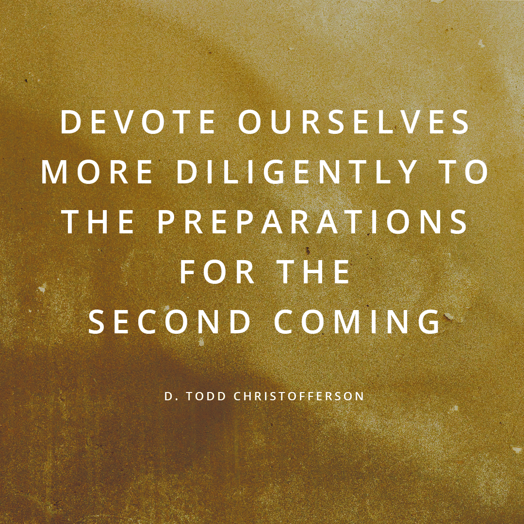 Here's One Invitation to Act from Every General Conference Talk - D. Todd Christofferson