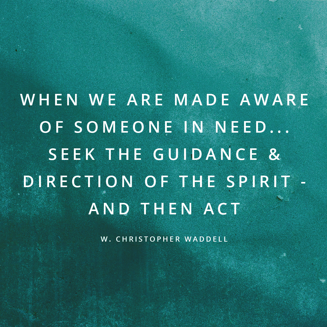 Here's One Invitation to Act from Every General Conference Talk - W. Christopher Waddell
