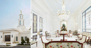 First Look Inside the Newly Renovated Memphis Tennessee Temple