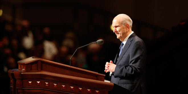 Here's One Invitation to Act from Every General Conference Talk