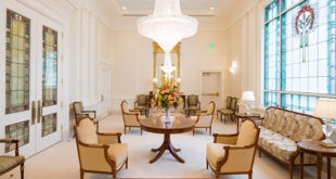 Here's Your First Look Inside the Oklahoma City Oklahoma Temple