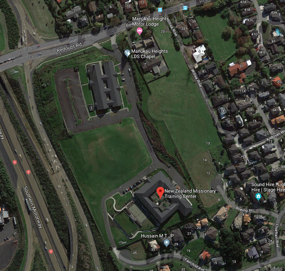 Site for Auckland New Zealand Temple Announced | LDS Daily
