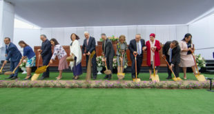 Groundbreaking Ceremony Held for Lima Peru Temple