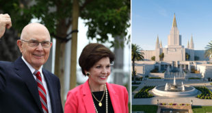 Oakland California Temple Rededicated
