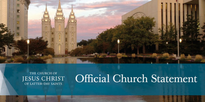 Church Releases Statement Regarding Word of Wisdom Clarifications