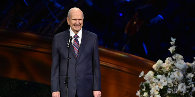 Church Celebrates President Nelson's 95th Birthday