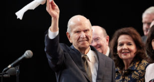 President Nelson Concludes Latin America Ministry in Brazil
