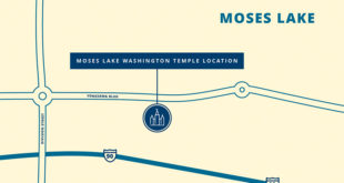 Church Announces Site for Moses Lake Washington Temple