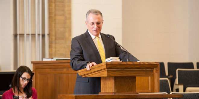 Elder Rasband, Elder Soares Minister in Southwest United States