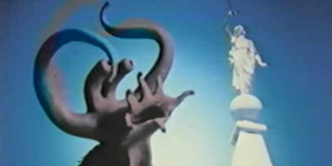 "Monster Movie ""The Great Brine Shrimp"" Features Famous Latter-day Saint Landmarks"