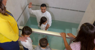 New Baptism Witness Policy Announced Ahead of General Conference