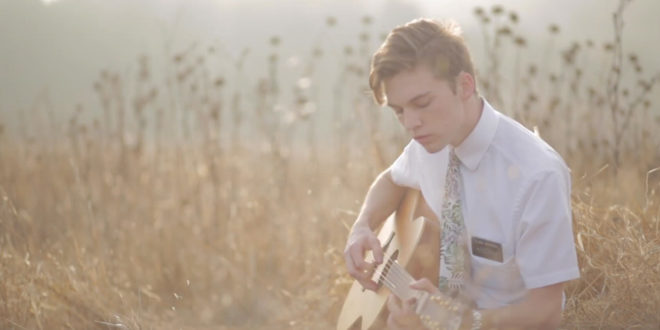 """Missionary Shares Touching Original Song """"Rescue Me"""""""