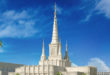 Prophet Unveils Phnom Penh Temple Rendering
