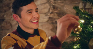 There's a Special Surprise in David Archuleta's Merry Christmas, Happy Holidays Music Video
