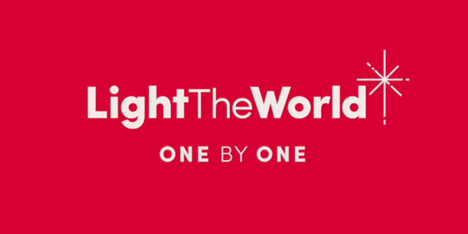 What You Need to Know About Light The World 2019: One by One