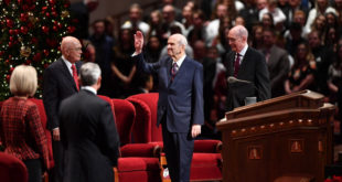 Merry Messages Given at First Presidency Christmas Devotional