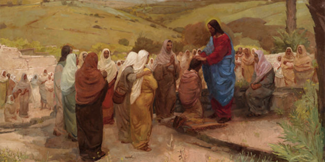 From the Garden to the Crucifixion: Developing a Deeper Understanding of the Atonement of Jesus Christ