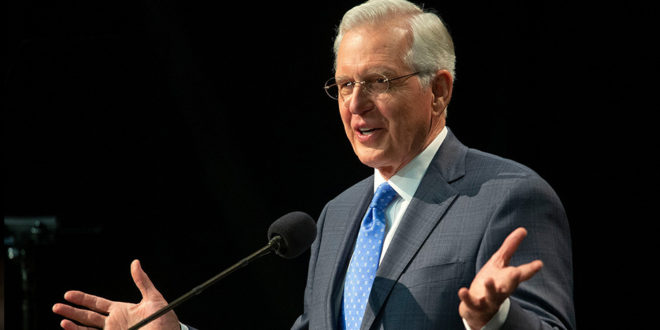 Elder Christofferson Counsels Young Adults to Commit to Christ