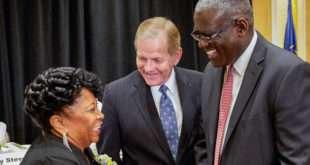 Elder Stevenson Attends Martin Luther King Jr. Memorial Event
