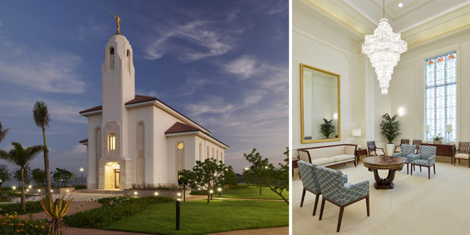 Here's Your First Look Inside the Durban South Africa Temple
