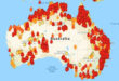 Pacific Area Presidency Announces Fast as Fires Devastate Australia