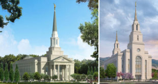 Virginia, Utah, & Philippines Temple Groundbreaking Dates Announced