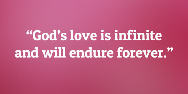 10 LDS Quotes on God's Love for Valentine's Day