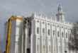 New Video Shows Renovation Work on St. George Temple
