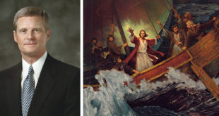 Elder Bednar Shares Message of Hope COVID-19