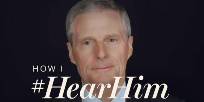 "Church Announces New Series ""Hear Him"" - Watch Elder Bednar's Video"
