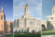 New Renderings Released for Temples in Washington & Utah