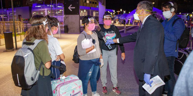 Church Helps Repatriate Argentine Citizens During COVID-19 Pandemic