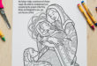 Here's Your Free Come, Follow Me Coloring Page – June 1-7, 2020