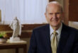 President Nelson Calls for Respect for Human Dignity, Condemns Racism