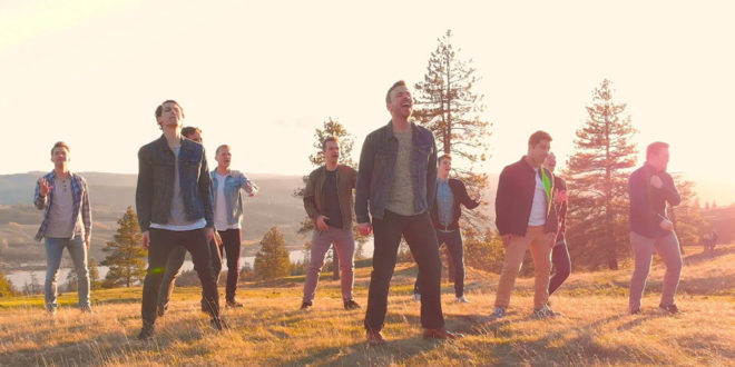 "BYU Vocal Point Joins Peter Hollens for Cover of ""The Climb"""
