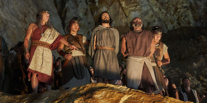 Book of Mormon FHE Lesson - God Allows the Righteous to Suffer