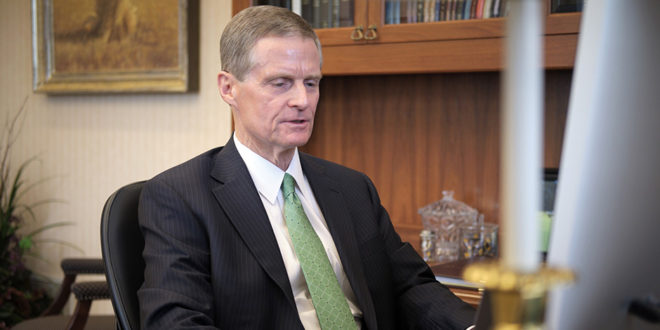 Elder Bednar Discusses World Events As Wake-Up Call for Religious Freedom