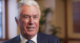 Elder Uchtdorf Discusses Sharing the Gospel in Challenging Times