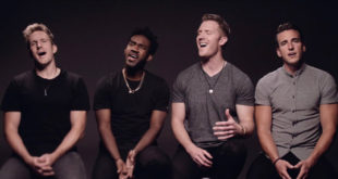 "GENTRI, Jay Warren Cover ""Because You Loved Me"" for Father's Day"