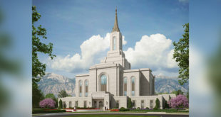 Rendering of Orem Temple Released, Grounbreaking Date Announced